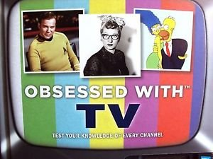 I LOVE LUCY Star Trek SIMPSONS Obsessed with TV Book LYNDA CARTER Brady Bunch et