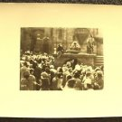 HUNCHBACK OF NOTRE DAME Original UNIVERSAL STUDIO FRED R ARCHER Photo Lon Chaney