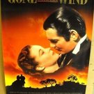 GONE WITH THE WIND Promotional POSTER Clark Gable VIVIEN LEIGH Scarlett O'hara
