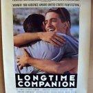 LONGTIME COMPANION Original ROLLED Movie POSTER Dermot Mulroney BRUCE DAVISON