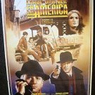 ONCE UPON A TIME IN AMERICA Spanish 1-SHEET Poster ROBERT De NIRO James Woods 84