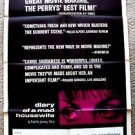 DIARY OF A MAD HOUSEWIFE 1-Sheet Movie Poster RICHARD BENJAMIN Carrie Snodgrass