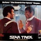 STAR TREK The Motion PICTURE Original PROMO Poster T.V. Series & Films  SPOCK