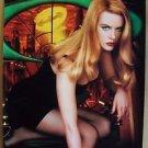 BATMAN FOREVER Original NICOLE KIDMAN Advance POSTER Warner Bros DC Comics 1995