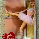 I LOVE LUCY  Mattel BARBIE Doll LUCILLE BALL Episode 19 The BALLET Slippers TUTU