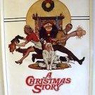 A CHRISTMAS STORY Original Movie POSTER Norman Rockwell Art PETER BILLINGSLEY 83