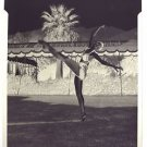 CYD CHARISSE Original M.G.M Metro-Goldwyn Mayer NEGATIVE Bikini legs UNPUBLISHED