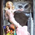 BARBIE as FAY WRAY Mattel KING KONG Doll MIB Collector Edition FIGURE Great APE