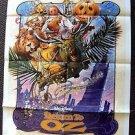 MAXIMUM OVERDRIVE Original STEPHEN KING 1-Sheet POSTER Emilio Estevez  HORROR 86