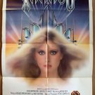 XANADU Original 1-Sheet Movie POSTER Olivia Newton-John ELO Michael Beck 1980