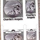 CHARLIE'S ANGELS Syndication AD Shelley Hack FARRAH Kate Jackson TANYA ROBERTS