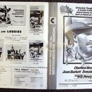 WILL PENNY Western PRESSBOOK Joan Hackett CHARLTON HESTON Donald Pleasence 1968
