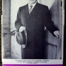 EDWARD G. ROBINSON The PLAYGOER Biltmore Theatre PROGRAM Middle of the Night '57