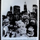 MUPPETS TAKE MANHATTAN Original HBO Photo Jim Henson MISS PIGGY Kermit the FROG