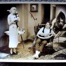 BILLY GILBERT Tuba CLAUDIA DELL Original  HAL ROACH Photo  CARETAKER'S DAUGHTER