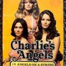 Charlie's Angels PAPERBACK Book #3  Kate Jackson JACLYN SMITH  Farrah Fawcett