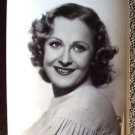 BETTY DUMBRIES Original PHOTO by STAX  Glamor Potrait  HAL ROACH STUDIOS 1930's