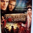 HEATH LEDGER The BROTHERS GRIMM Matt Damon Origininal ROLLED Poster Fairy Tale