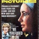 ELIZABETH TAYLOR Carole Lombard PARTRIDGE FAMILY Twiggy Sandy Duncan MAGAZINE