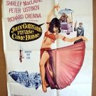 SHIRLEY MacLAINE John Goldfarb, Please Come Home! 1-Sheet POSTER Peter Ustinov