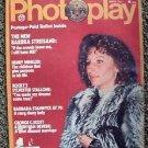 BARBRA STREISAND Photoplay MAGAZINE Sylvester Stallone BETTY GRABLE Fonzie 1977