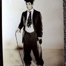 DON BARCLAY Original PHOTO by  STAX  Charlie Chaplin pose HAL ROACH STUDIOS 30's