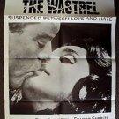 VAN HEFLIN The WASTREL Original 1-Sheet Movie POSTER Il relitto ELLIE LAMBETI