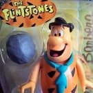 FRED FLINTSTONE Bowling Ball ACTION Hanna Barbera FLINTSTONES MIP Figure DOLL