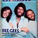BEE GEES Barry ROBIN Maurice GIBB Linda Ronstadt HENRY FONDA Magazine 1978