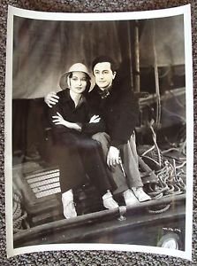 ROBERT YOUNG Evelyn Venable Original VAGABOND LADY Photo HAL ROACH Studios 1935