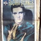 ELVIS PRESLEY The RECORD SPINNER Original Collector MAGAZINE 1983  Rock and Roll