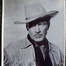 "GARY COOPER The COWBOY and the LADY Photo COWBOY Portrait HEADSHOT 11"" x 14"""