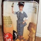 I LOVE LUCY Mattel BARBIE Doll LUCILLE BALL Does TV Commercial VITAMEATAVEGAMIN
