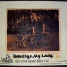 BRANDON de WILDE Original LOBBY CARD Good-bye, My Lady WARNER BROS. 1956 Photo