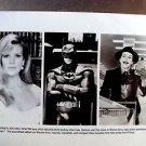 BATMAN Original PHOTO Kim Basinger TIM BURTON Jack Nicholson MICHAEL KEATON 1989