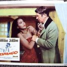 DOROTHY DANDRIDGE Original TAMANGO Lobby Card #2 Fight Scene Blaxploitation