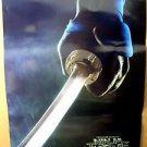 TEENAGE MUTANT NINJA TURTLES Original Rolled TEASER Advance POSTER Megan Fox '14