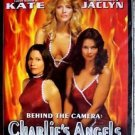 Behind the Camera: CHARLIE'S ANGELS DVD Lauren Stamile TRICIA HELFER Casebook 04