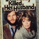 FARRAH FAWCETT Jeff Bridges SOMEBODY KILLED HER HUSBAND Book CHARLIE'S ANGELS 78