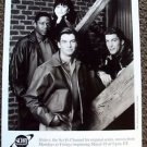SLIDERS Original SCI-FI Channel PHOTO Charlie JERRY O'CONNELL Kari Wuhrer  1998