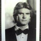 JACK COLEMAN Original DYNASTY Casting PHOTO Head shot HEROES star PORTRAIT 80's
