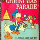 DONALD DUCK Mickey Mouse CHRISTMAS PARADE Walt Disney COMIC BOOK Gold Key GOOFY