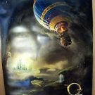 OZ the GREAT AND POWERFUL Original Rolled MOVIE Poster JAMES FRANCO Wizard of