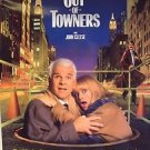GOLDIE HAWN Original OUT-OF-TOWNERS Steve Martin ROLLED Movie POSTER Neil Simon