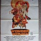 WONDER WOMEN Original NANCY KWAN Martial Arts 1-SHEET Movie POSTER Ross Hagen 73