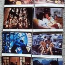 MOONRAKER Original JAMES BOND 007 Photo LOBBY CARD Set ROGER MOORE Lois Chiles