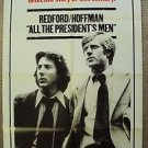 ALL THE PRESIDENT'S MEN 1-SHEET Movie Poster ROBERT REDFORD Dustin Hoffman 1976