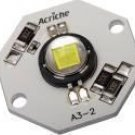 SSC A3 Acriche LED Emitter (AN3231) 230V AC Warm White
