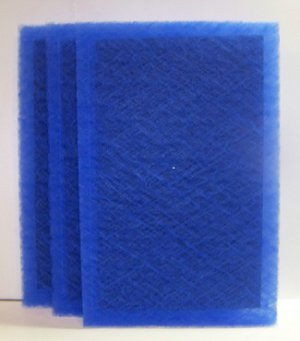 3 Replacement filters for Dynamic Air Cleaner 30x32