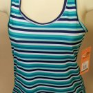 Champion Women's Racerback Tank Top C9 Athletic Shirt Ladies S Stripe